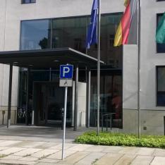 Innenministerium Dresden