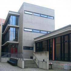 66. Mittelschule, Dieselstraße in Dresden