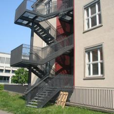 TU Dresden, Physikgebäude